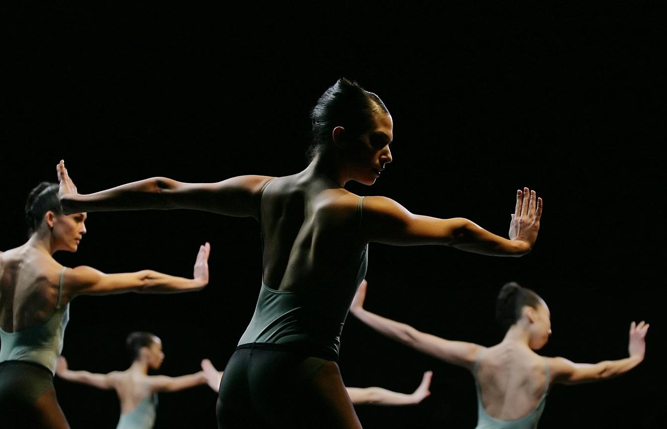Artifact Suite William Forsythe Les Ballets de Monte-Carlo