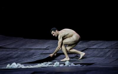 The Great Tamer Papaioannou Monaco Dance Forum
