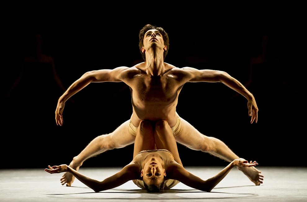 Petite Mort Jiri Kylian Les Ballets de Monte-Carlo