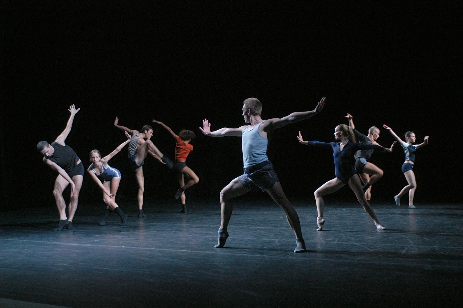 Beyonders Jacopo Godani Les Ballets de Monte-Carlo