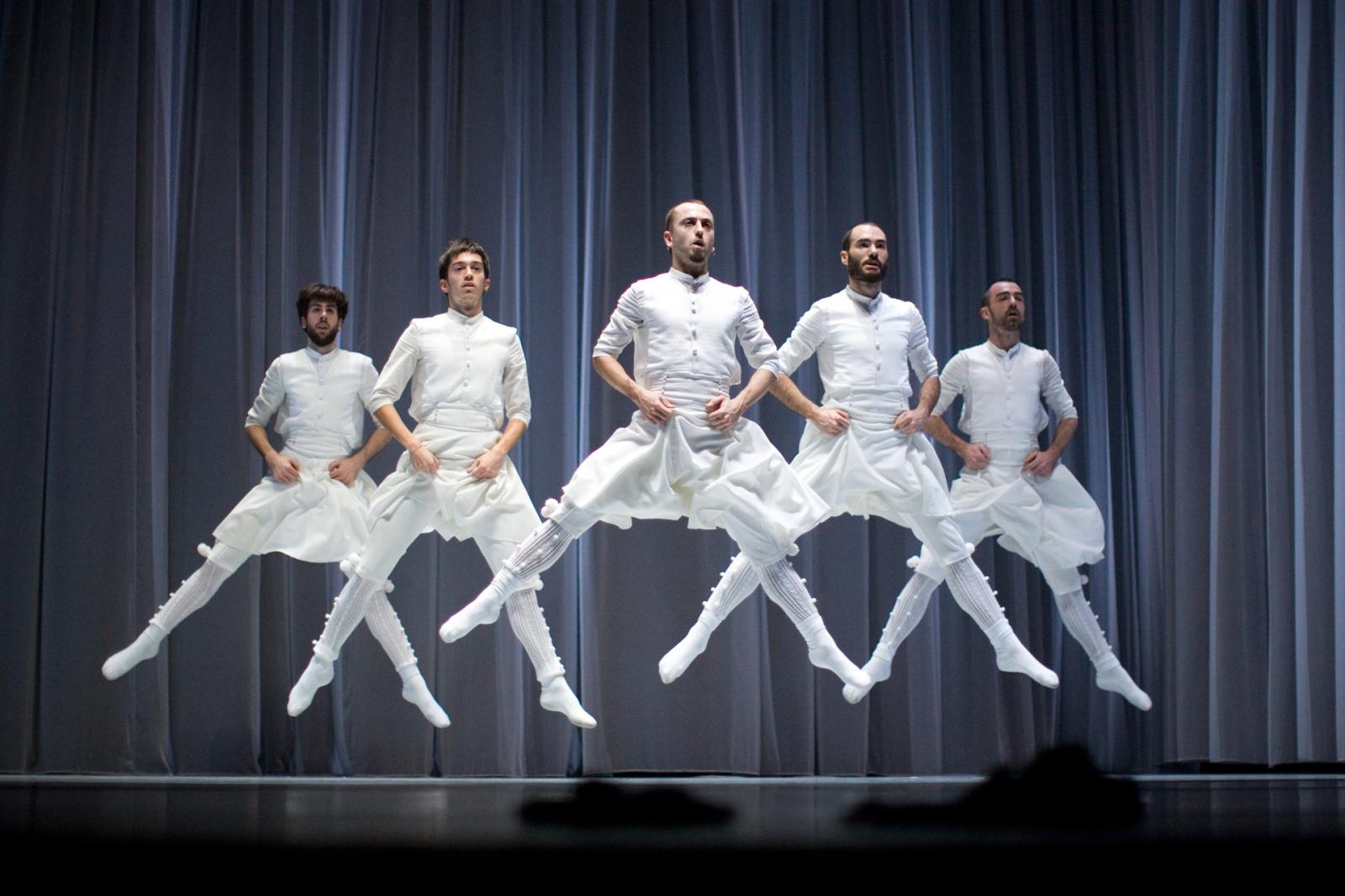 Oskara Kukai Dantza Monaco Dance Forum