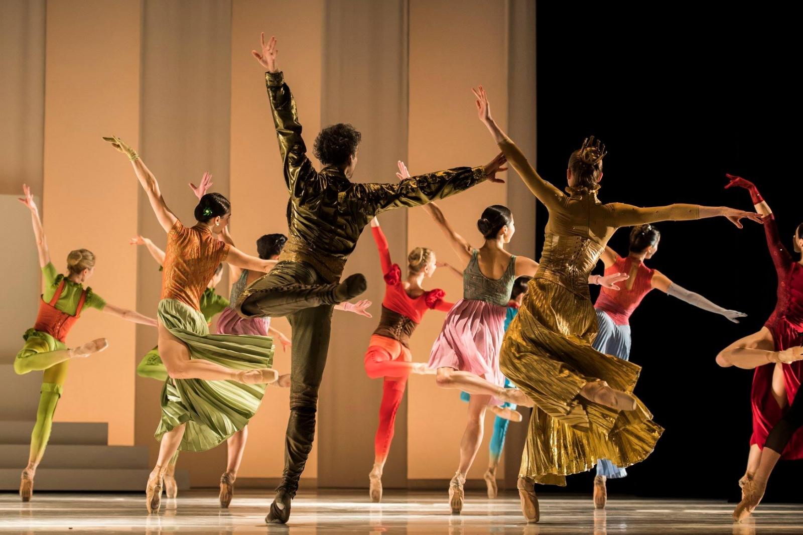 Lac Jean-Christophe Maillot Les Ballets de Monte-Carlo