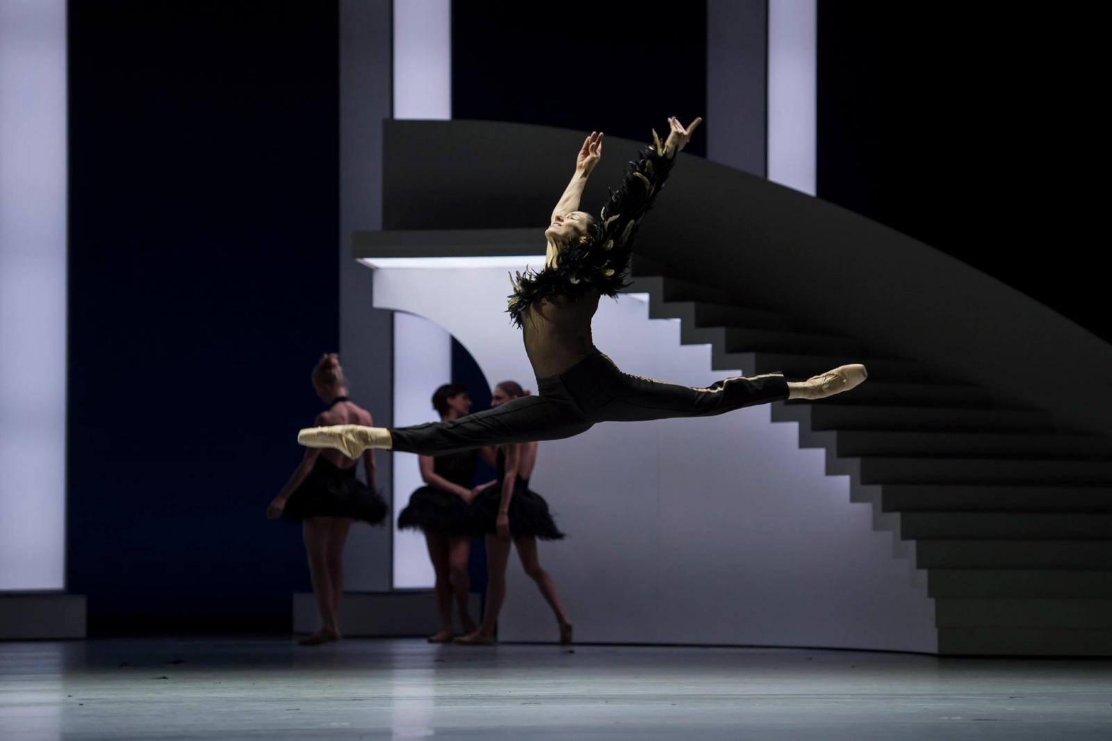 La Mégère Apprivoisée Jean-Christophe Maillot Les Ballets de Monte-Carlo