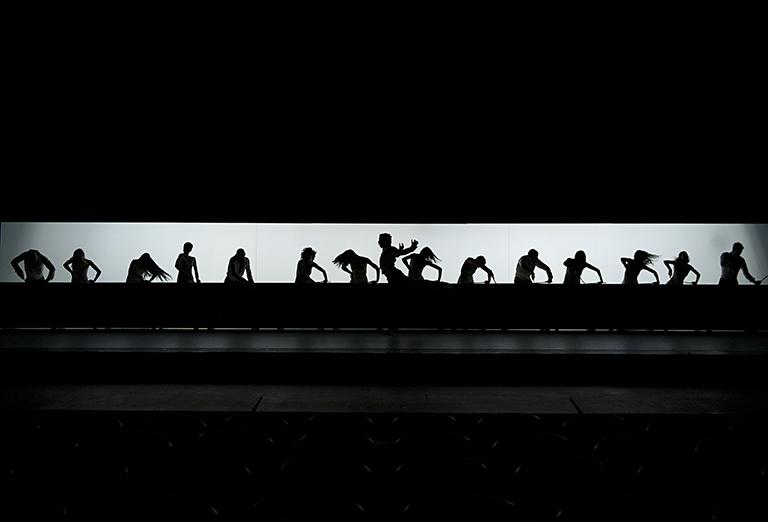 Rondo Alexander Ekman Les Ballets de Monte-Carlo