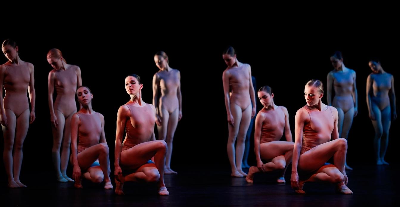 Le Sacre du Printemps Maurice Béjart Les Ballets de Monte-Carlo