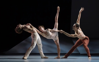 Daphnis et Chloé Jean-Christophe Maillot Les Ballets de Monte-Carlo